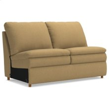 Devon Armless Full Sleep Sofa