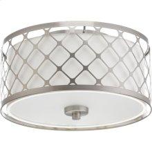 "Mingle LED Collection 11"" Flush Mount"