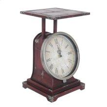 Scale Clock