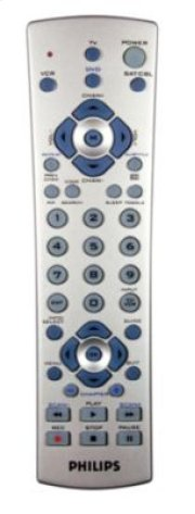 Philips Remote Control US2-P435S Universal Product Image