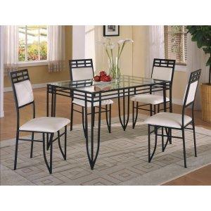 Promo Matrix 5-pk Table & Chair