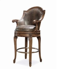 Savoy Swivel Bar Stool Product Image