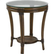 Amalie Bay Round Lamp Table