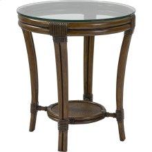 Amalie Bay Round Lamp Table