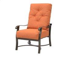 Chatham II Dining - Dining Chair Sunbrella #48026 Cayenne