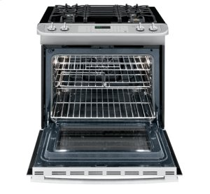 DISPLAY MODEL Frigidaire Professional 30'' Slide-In Gas Range