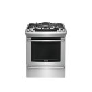 30'' Dual-Fuel Built-In Range with Wave-Touch® Controls Product Image