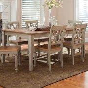 Rectangular Leg Table Product Image