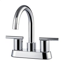 "Conley 4"" Centerset Lavatory Faucet - Polished Chrome"