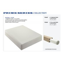 "F8246T / Cat.19.p137- TWIN FOAM MATTRESS 6""H"