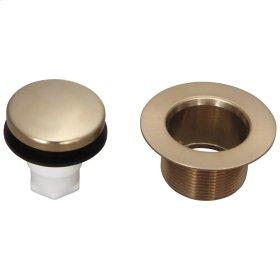 Champagne Bronze Drain - Tub