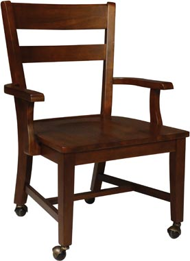 Castored Office Chair Espresso