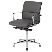 Lucia Office Chair  Grey