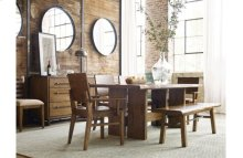 Cutler Live Edge Dining Table