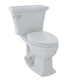 Clayton® Two-Piece Toilet, 1.6 GPF, Elongated Bowl - Colonial White