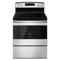 30-inch Amana® Electric Range with Self-Clean Option - BS