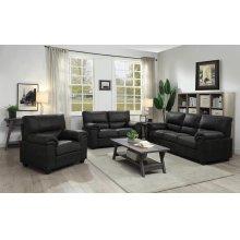 Ballard Casual Charcoal Sofa