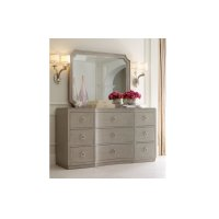 Cinema by Rachael Ray Landscape Mirror Product Image