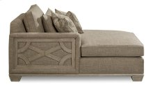 Arch Salvage Jardin Left Arm Chaise