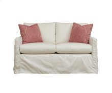 Oscar Outdoor Slipcover Loveseat Glider