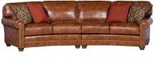 Winston Leather LAF Angle Loveseat, Winston Leather RAF Angle Loveseat