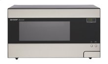 1.4 cu.ft., 1100w Sensor Family-size Countertop Microwave