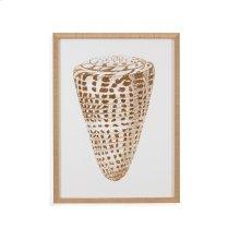 Gold Foil Shell I