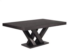 Madero Dining Table - Espresso