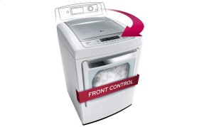 7.3 cu. ft. Ultra Large Capacity Dryer with Sleek Contemporary Design (Electric)