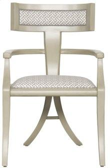 Greek Peak Arm Chair 9710A