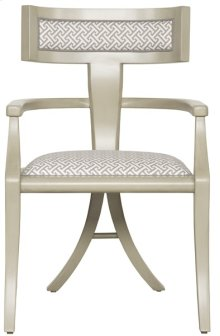 Greek Peak Arm Chair 9710A