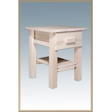 Homestead Nightstand with Drawer