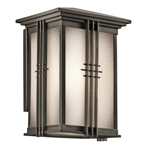 Portman Square Collection Portman Square 1 Light Outdoor Wall Light - OZ
