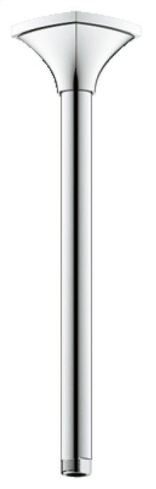 Chrome Ceiling shower arm