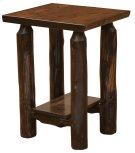 Open Nightstand Modern Cedar, Product Image