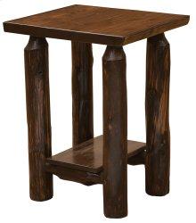 Open Nightstand Modern Cedar,