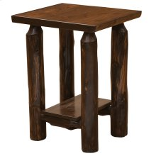 Open Nightstand - Modern Cedar