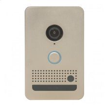 ELAN Video Doorbell - Satin Nickel