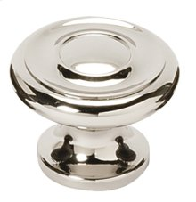 Knobs A1049 - Polished Nickel