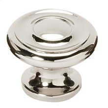 Knobs A1049 - Polished Nickel