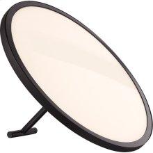 Visual Comfort PB3000MBK Peter Bristol Dot 10 inch 18 watt Matte Black Accent Lamp Portable Light