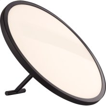 Visual Comfort PB3000MBK Peter Bristol Dot 10 inch 18 watt Matte Black Accent Lamp Portable Light