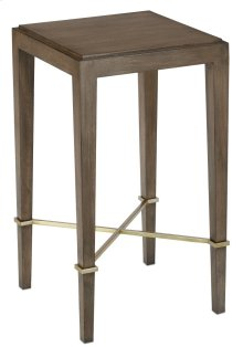 Verona Chanterelle Drinks Table