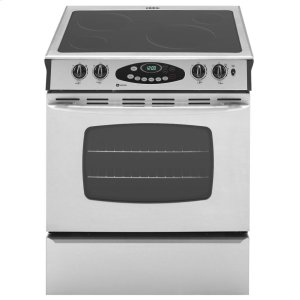 MaytagElectric Range with Precision Cooking System