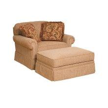 Bentley Fabric Chair & 1/2