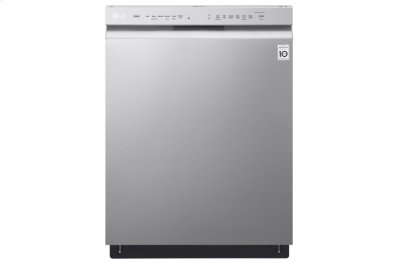 Front Control Dishwasher with QuadWash and EasyRack Plus Product Image