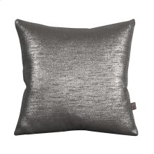 "16"" x 16"" Pillow Glam Zinc"