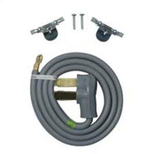 4' 3-Wire 40 amp Range Cord -