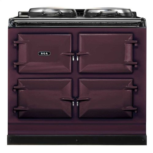 Pewter AGA Total Control 3-Oven