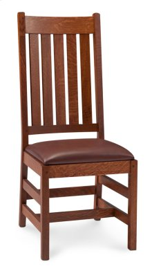 Grant Side Chair, Fabric Cushion Seat